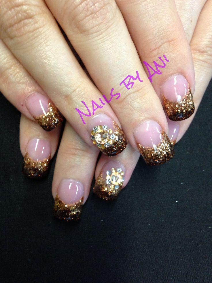 Fall Acrylic Nails – ledufa.com