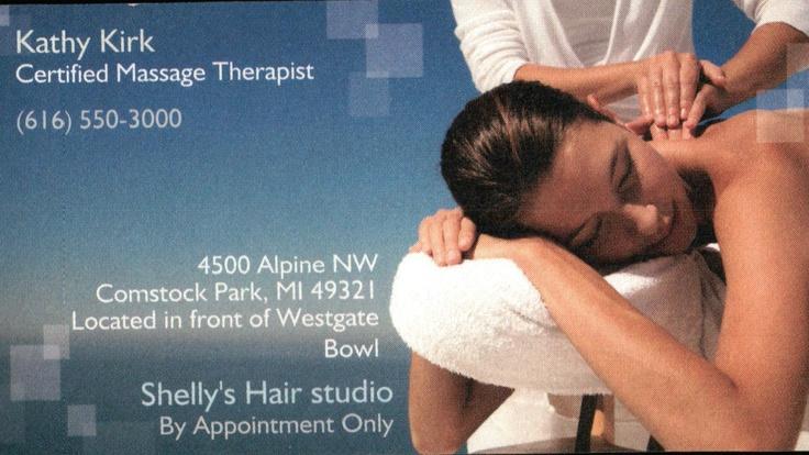 grand rapids massage therapist