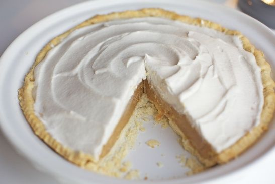Peanut butter cream pie..mmmmm. | Recipes Supporting My Addiction to ...