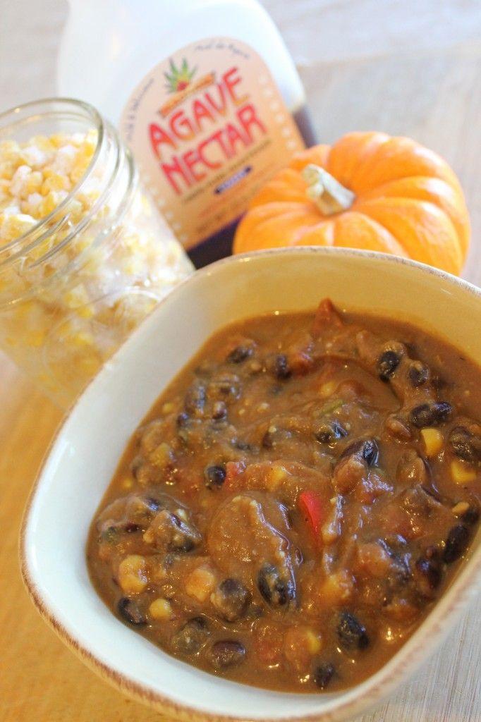 Pumpkin and Black Bean Soup   Soup   Pinterest