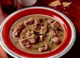 Green Chile Stew | Recipe