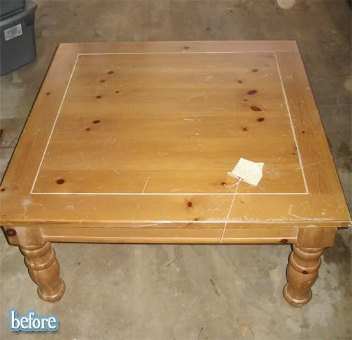 Chalk paint coffee table ideas All About Shed Plans
