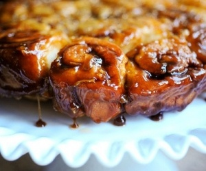 Caramel Apple Sticky Buns! | Baking Recipes | Pinterest