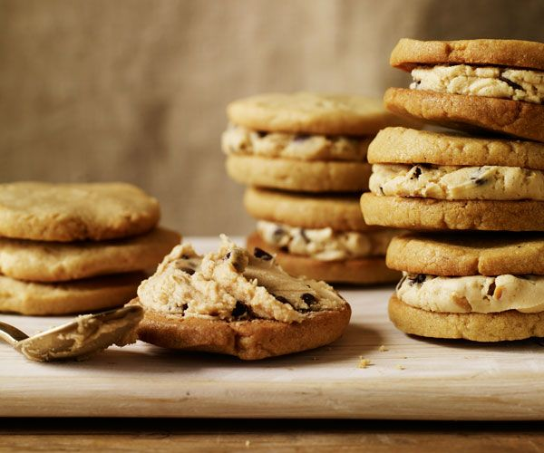 Peanut Butter Sandwich Cookies http://www.finecooking.com/recipes ...