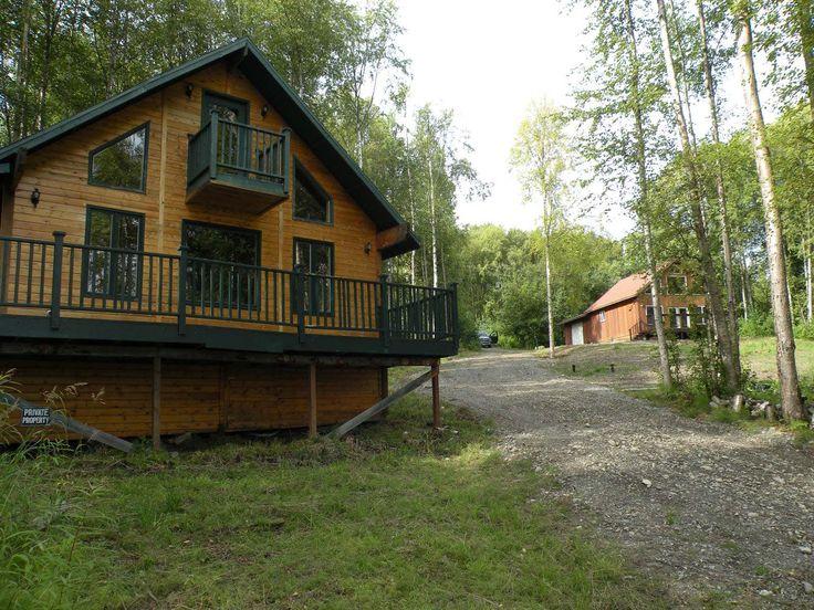 Visnaw lake cabins alaska for Alaska cottage