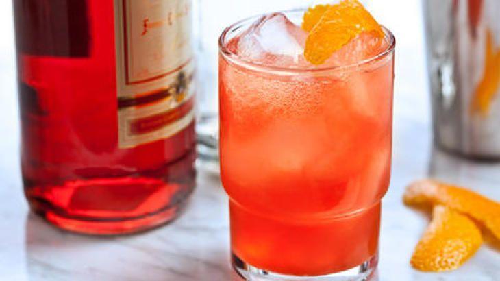 Mutticano Cocktail Recipe Recipe (campari and vodka)