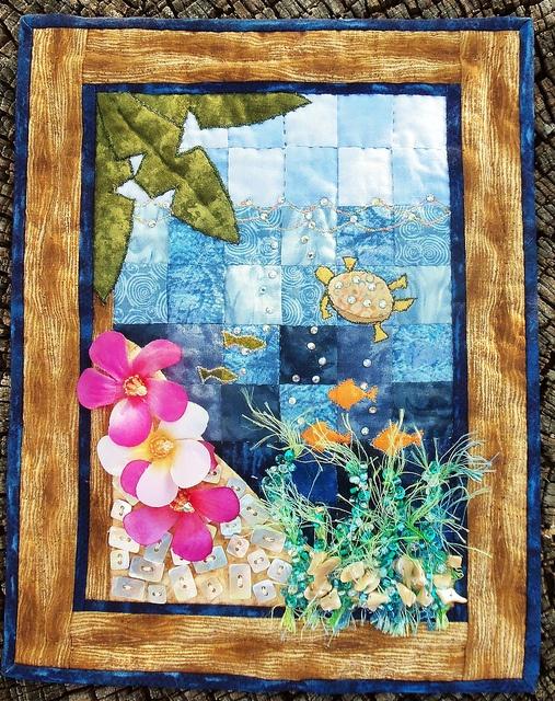 Quilting Patterns Beach Theme :