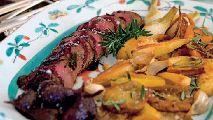Arrosto Di Cervo Recipe | Gluten-Free Recipes | Pinterest