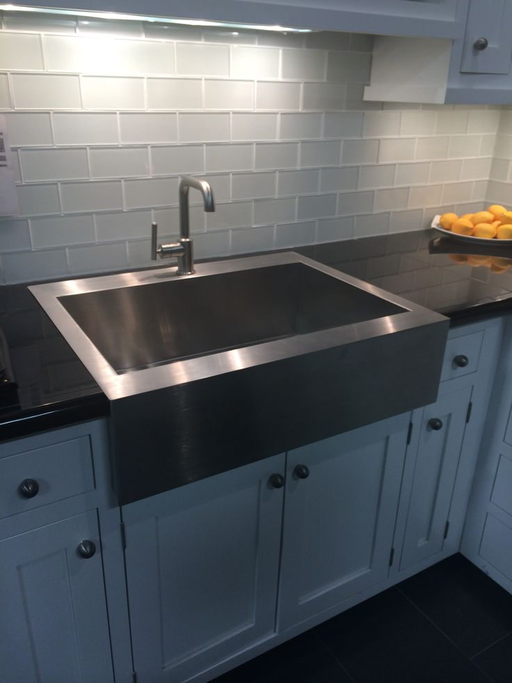 Stainless Steel Barn Sink : stainless steel