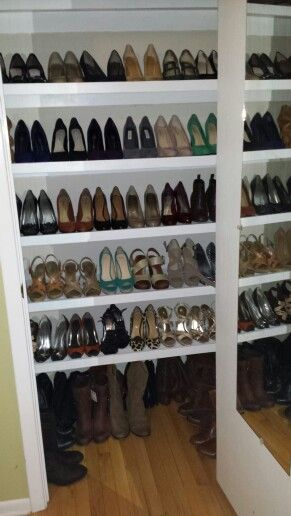 Shoe closet!!!
