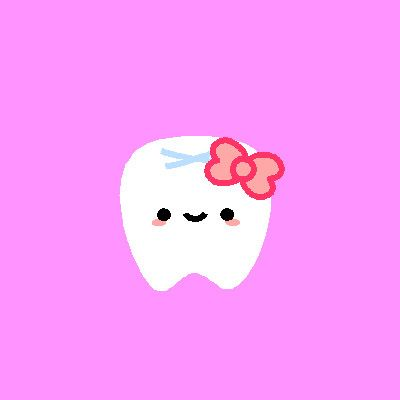 happy tooth kawaii love pinterest
