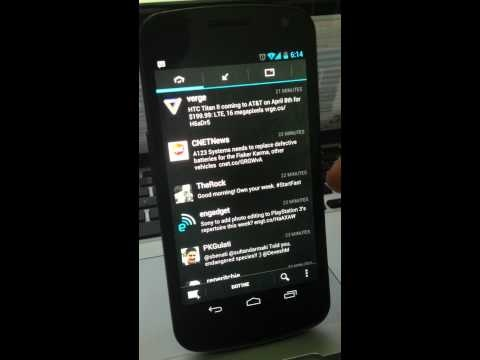 Carbon #twitter #android app sneak peak :) Looks awesome!