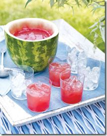 Watermelon = Punch Bowl | It's all in the presentation! | Pinterest