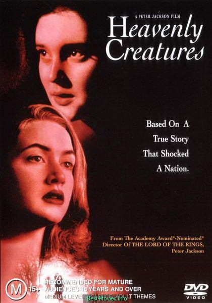 heavenly creatures Heavenly creatures is a 1994 drama film about two girls who have an intense fantasy life their parents, concerned the fantasy is too intense, separate them, and the.