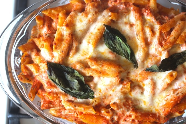 Low Fat Baked Ziti With Spinach Recipes — Dishmaps