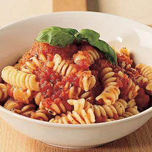 pasta with fresh plum tomato sauce | Perfect Pasta (& Rice) | Pintere ...