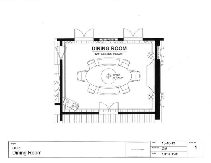 dining room floor plan dopi dining room pinterest