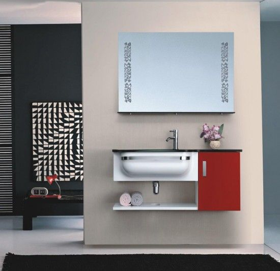 Bathroom Wall Cabinets Design Bathroom Design Pinterest