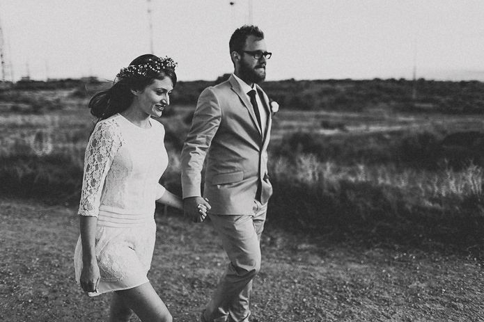 Hipster Backyard Wedding : Hipster Wedding