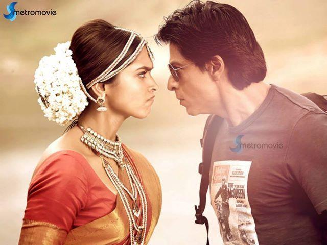 Chennai Express Stills & Pics. Shahrukh Khan & Deepika Padukone in ...