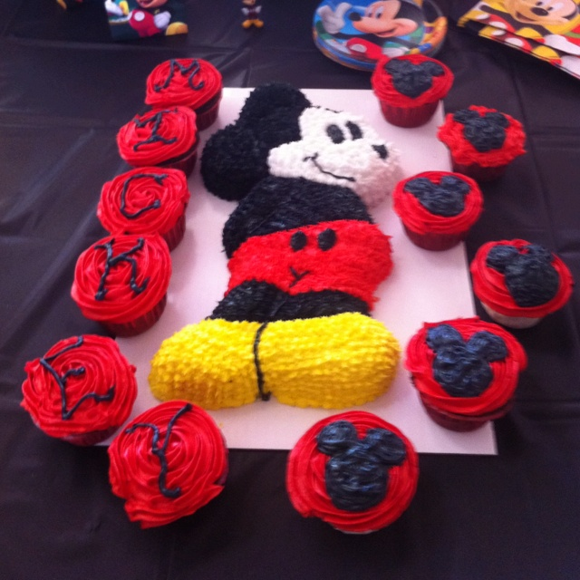 mickey mouse baby shower cake imaginations wonders pinterest