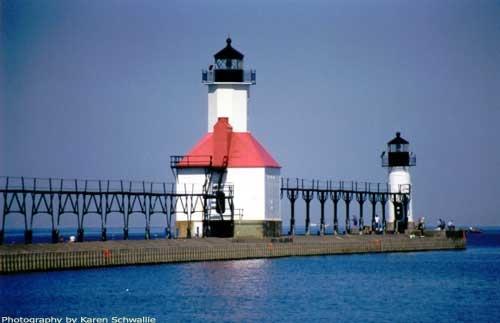 St. Joseph Lighthouse | Michigan Lighthouses | Pinterest Lighthouse