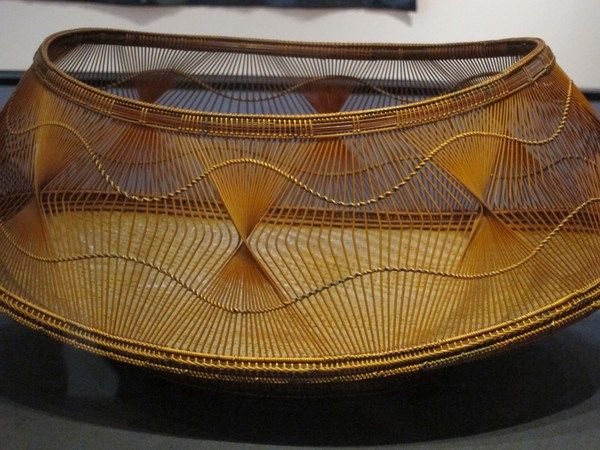 Basket Weaving With Bamboo : Basket bamboo weaving