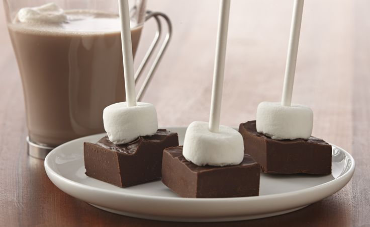 ... hot chocolate, simply swirl into hot milk for a rich and creamy treat