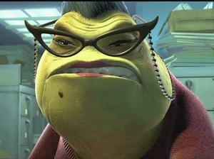 ROZ ~ Monsters Inc., 2001 | Monsters, Ogres and Beasts Oh My ...
