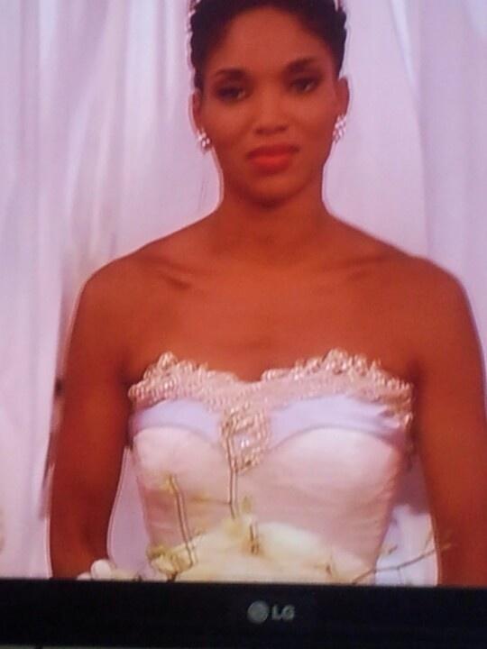 The Top Of The Madea Wedding Dress
