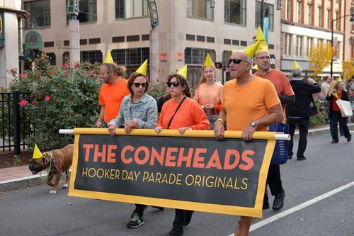 memorial day parade ct 2014