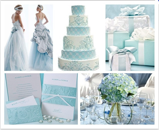 Pinterest for Baby blue wedding decoration ideas