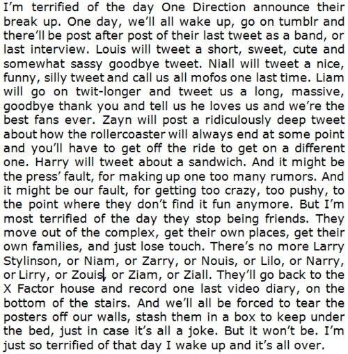 Hope this never comes true I'm crying.: ( :( :( :( :( so sad!!!!!but ...