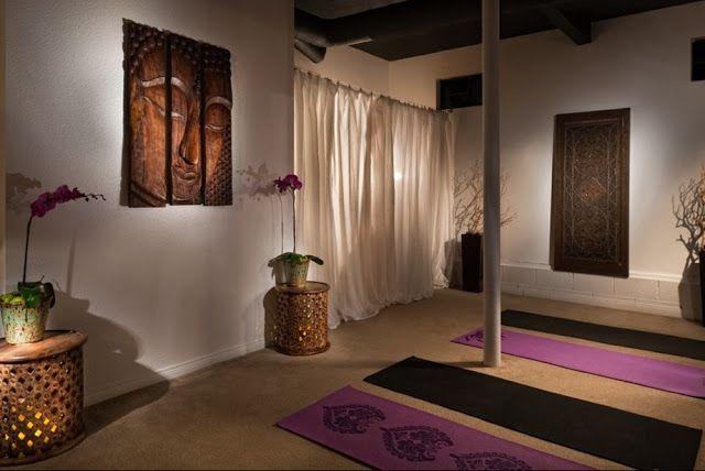 Home Yoga Room Home Pinterest