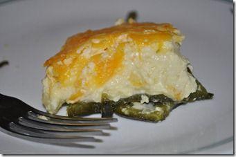 Chile Relleno Pie   Favorite Recipes   Pinterest