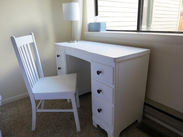 DIY Desk Painting DIY Projects Pinterest