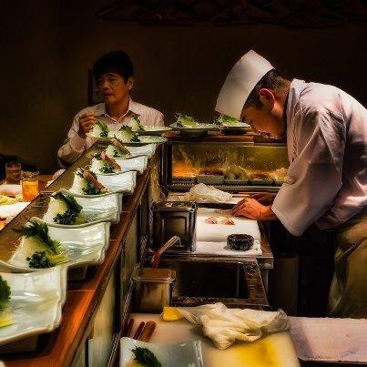 Sushi chef beautiful jewels pinterest for Asia sushi bar and asian cuisine mashpee