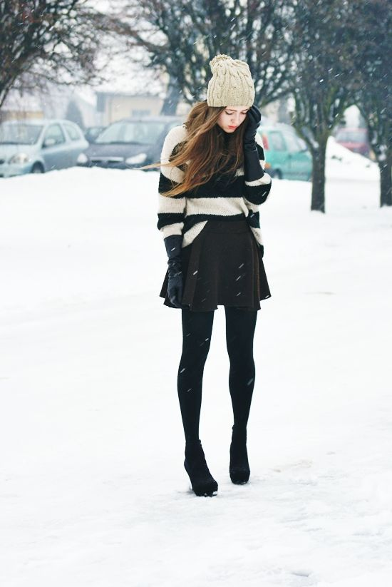 Cold Weather Style Fall Winter Fashion Pinterest