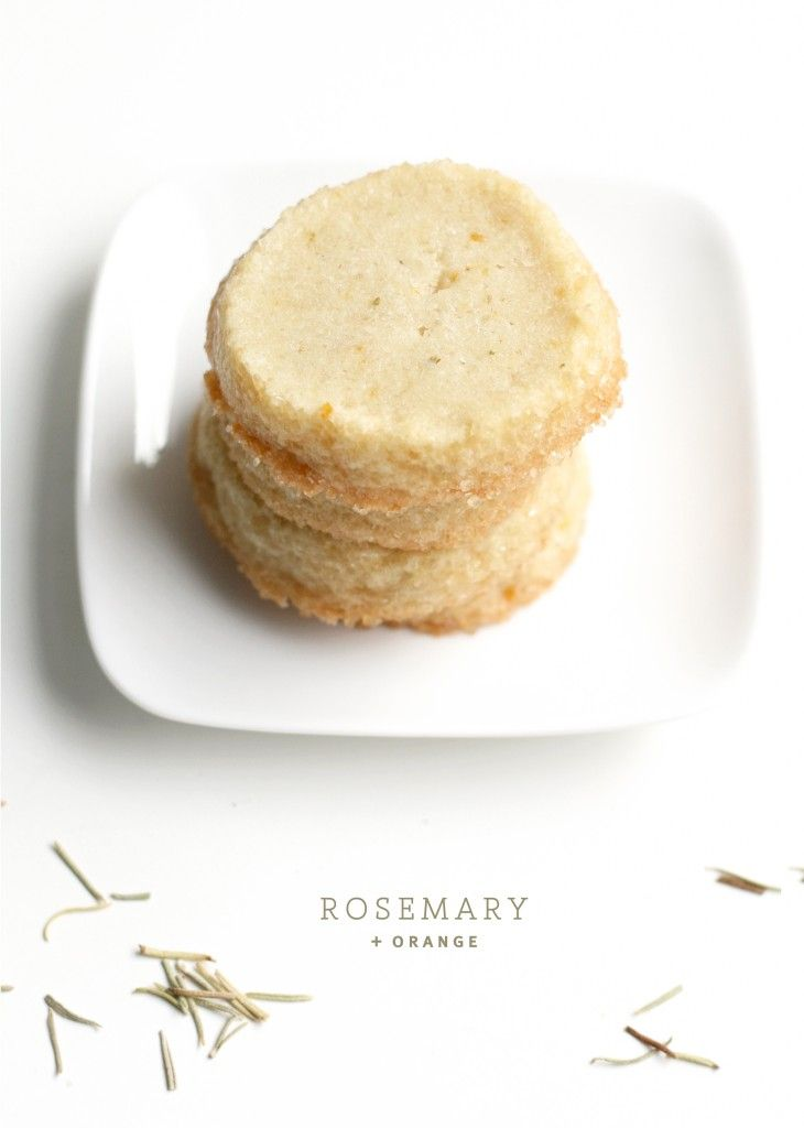 The Fauxmartha | Icebox Cookies | The Fauxmartha/cranberry orange