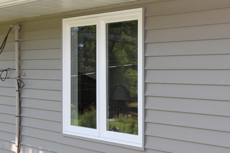 Casement window 24 x 60 casement window for Vinyl windows online