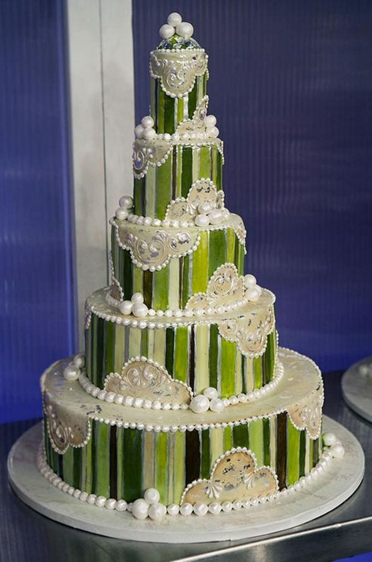 Average Cost Of A Wedding Cake For  People