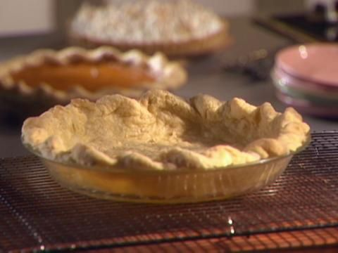 Ina Garten Pie Crust: Made on 3/14/13.  This was an excellent recipe.  Tender, flaky, and easy to make.