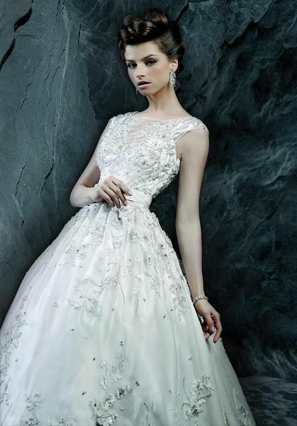 Ysa makino wedding dress fashion women pinterest for Ysa makino wedding dress