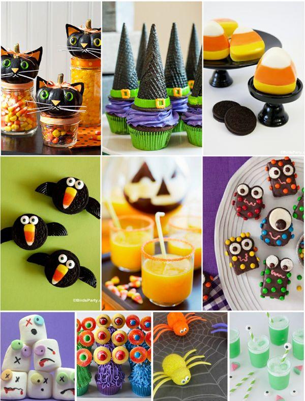 Halloween Party Ideas 10 Cute Fun Treats For Kids