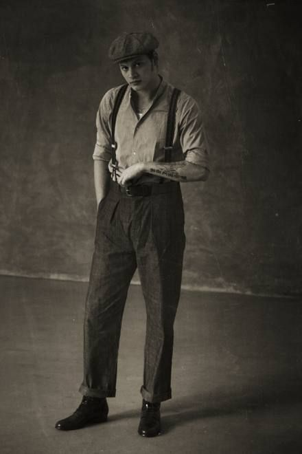 1940s Style Mens Clothing Suits Shirts Pants Hats Shoes