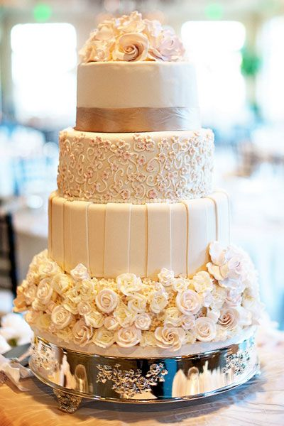 ... CAKES [COUTURE] on Pinterest | Designer cakes, Wedding cakes and