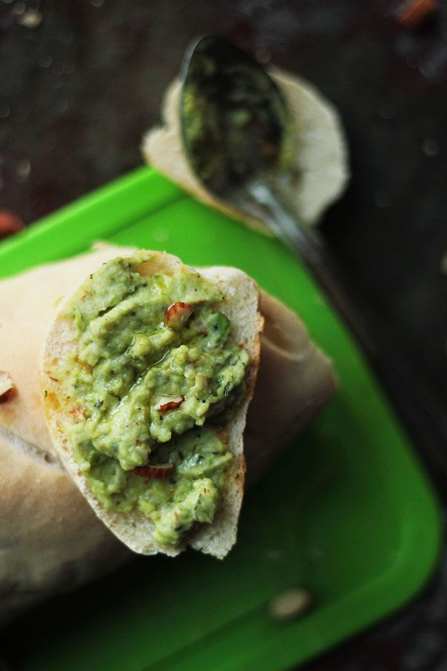 Fava Beans And Pumpkin Seed Pesto Recipes — Dishmaps