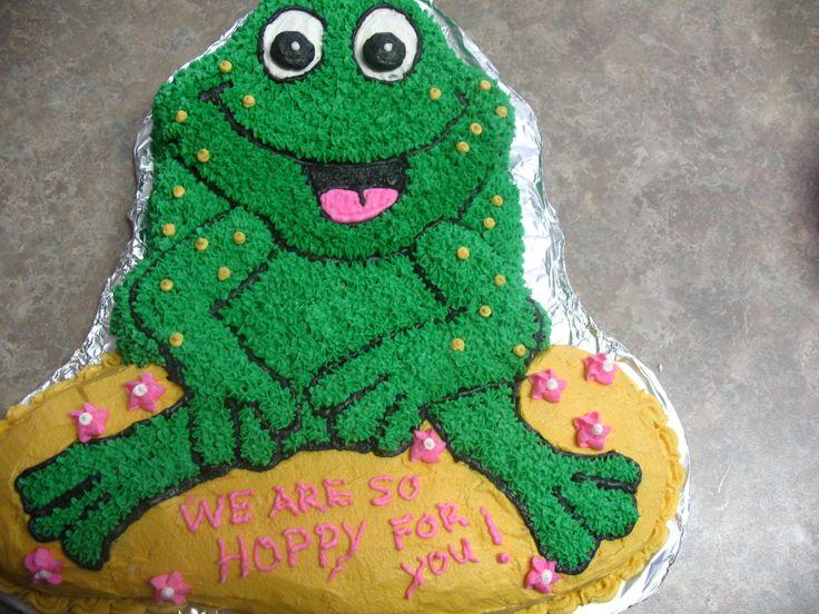 Wilton Frog Cake Pan