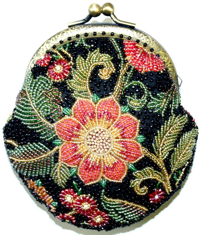 Japanese Bead Embroidery  I Love Embroidery  Pinterest