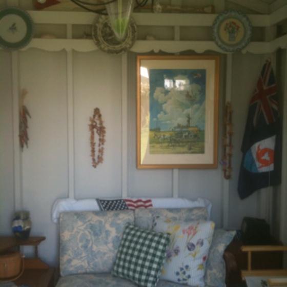 Cottage Interior Comfy Cozy Cottages Pinterest